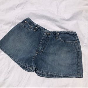 blue denim shorts by R21 Jeans Size 5